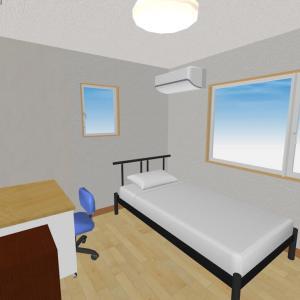 間取り詳細【子供部屋】仕様やこだわり、後悔、オプション、電気設備