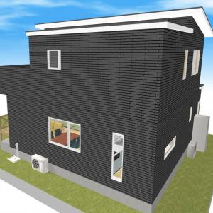 間取り詳細【番外編】外壁、屋根、立水栓