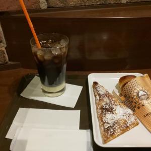 サンマルクカフェ なんばウォーク店