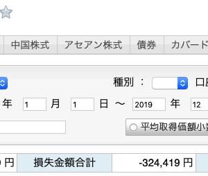2019年度 運用成績