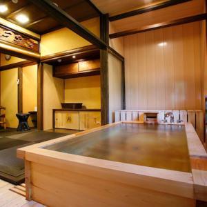 国の登録有形文化財、湯の山温泉『寿亭』(三重)