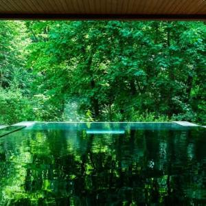 自然との一体化扉温泉『明神館』