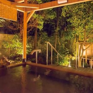 世界に認められた山代温泉『たちばな四季亭』(石川)