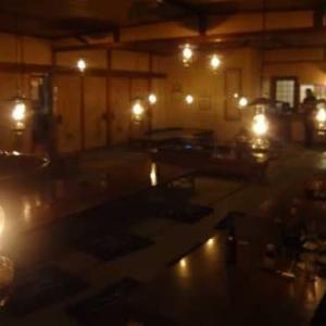 電気と電波から離れてみる2日間『ランプの宿』青荷温泉
