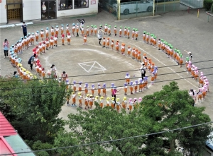 2020東京オリンピックの開会式だったけど・・・