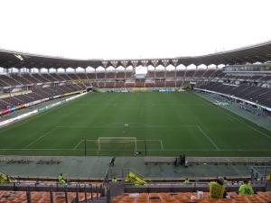 雷に怯えながら京都のゴールを観る羽目に!