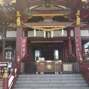 牛頭天王に逢いたくて②   羽田神社