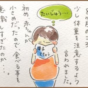 妊婦の体重管理☆
