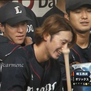 ネコ2ラン☆4番ベンチでモヤモヤ負け。モヤ「野球はみんなでやるもの」