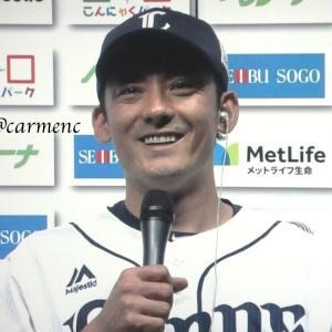 痺れる〜★クリさま男前打でオリ戦勝利☆7回森脇圧巻!!
