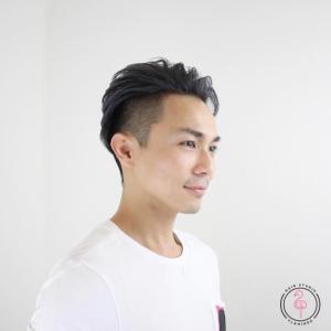 男性が入りやすい美容室 in シンガポール