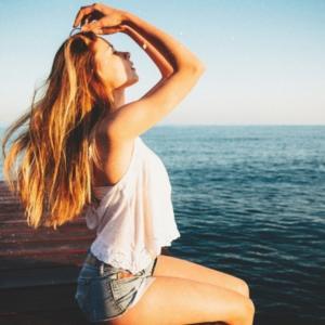 髪の毛の紫外線対策