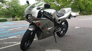 小売りのバイク歴史笑(黒)