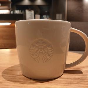 スタバ1号店限定のコーヒー豆とマグカップ