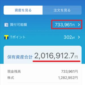 ネオモバ投資経過報告【2020年6月19日】