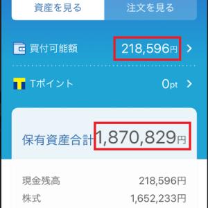 ネオモバ投資経過報告【2020年7月31日】