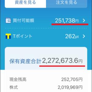 ネオモバ投資経過報告【2020年12月11日】