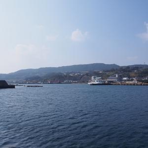 長崎県平戸市生月町、壱部港の切れ波止ニュース。