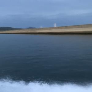 長崎県松浦市調川の沖波止はチヌ真っ盛り。