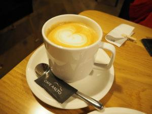 カフェ・アアルト京都店でヘルシンキを懐かしむ