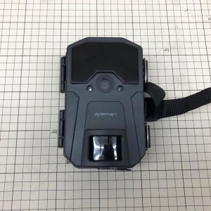 防犯用にトレイルカメラ買ってみました。