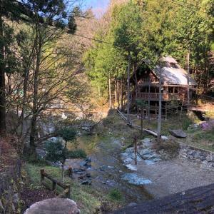 埼玉県ときがわ町の木のむらキャンプ場に行ってきました。