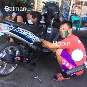 バットマンとロビン