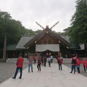 「北海道神宮で結婚式も良いかも?~北海道」