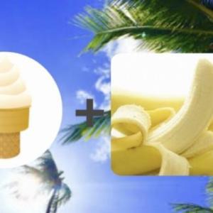「ハワイで人気のバナナソフトクリームが原宿に上陸!」