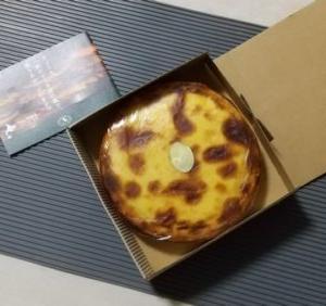 「ティンカーベルのチーズベークは、なまら(とても)ウマかった!~北海道」