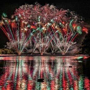 「りんどう湖花火大会は2021年も開催します~栃木県」