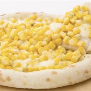 「森山ナポリ通販限定発売!【朝採れトウモロコシのピザ】(300枚だけ)」