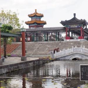 泗水孔子公園までポタリング