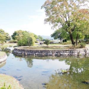 左之目神社・放牛石仏107体目・布田川断層帯