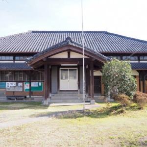 甲斐神社(足手荒神)・旧御船区裁判所庁舎