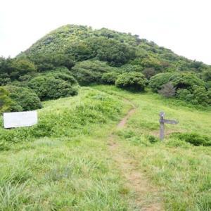 鞍岳登山路は緑陰の中2021