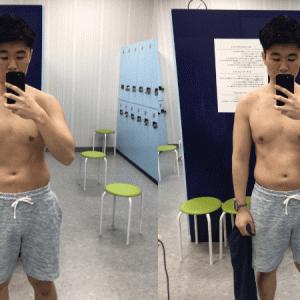 【減量8日目】8日目にして体重が急に減ってきた!