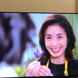 半沢直樹の妻役、上戸彩さんはやっぱりスプリングタイプ☆