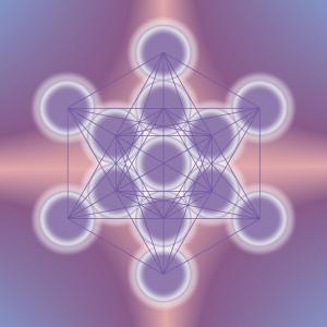 神聖幾何学って何?➃フルーツオブライフとメタトロンキューブ