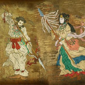 古事記の生死の世界が分かれた瞬間の物語