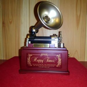 レディメイト蓄音器型・・・
