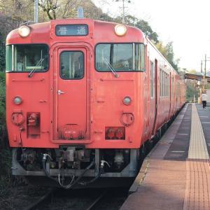 20年3月29日撮影記2 芸備線・戸坂にて。