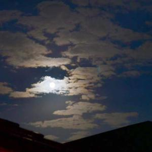 中秋の名月の謎