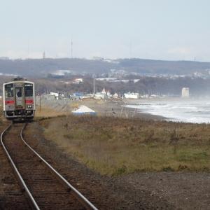 釧網本線・北浜駅から藻琴駅まで歩く