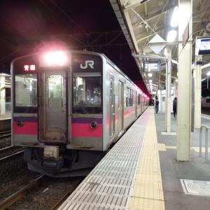 青春18きっぷ・東京から福島、奥羽本線で青森へ