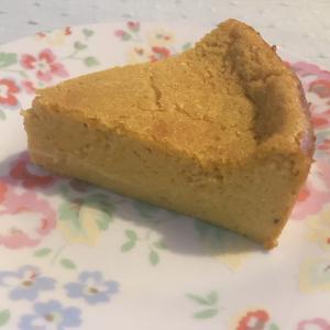 簡単かぼちゃケーキとブサイク饅頭