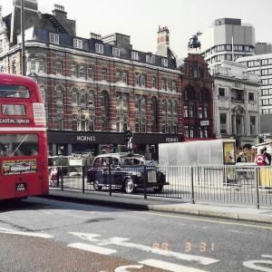 1989年のロンドン