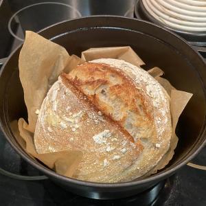 Pomegranate Bread
