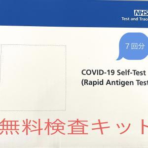 Self Test Kitでコロナ陽性検査/花粉症の私も検査してみたよ!