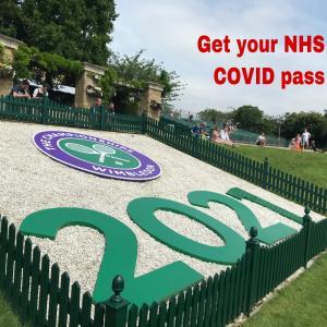 ワクチン接種済み証明書取得(イギリス編)/get your NHS covid pass